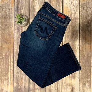Adriano Goldschmied AG Jeans The Tomboy Crop Jeans